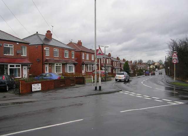 Street Lane - Gildersome