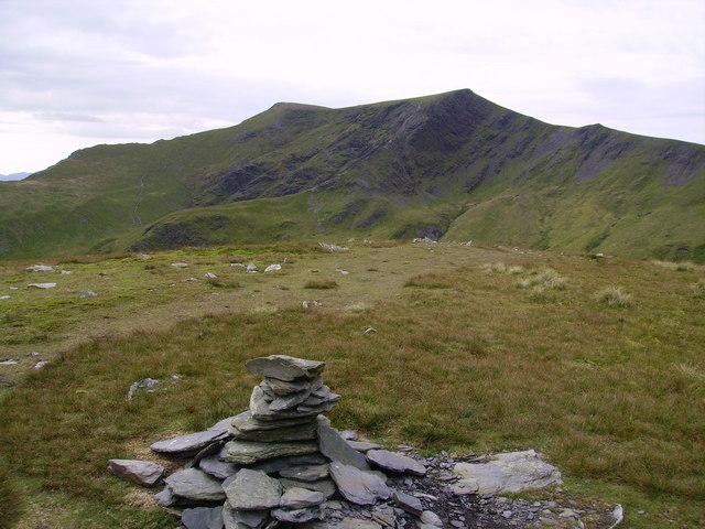 Summit Cairn, Bannerdale Crags