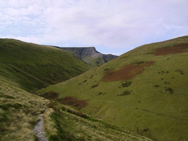 Upper Glendermackin Valley