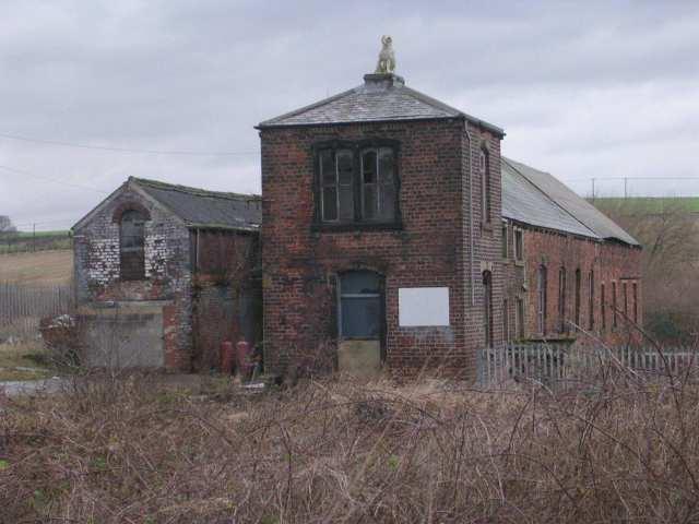 Derelict Industrial Building - Gelderd Road