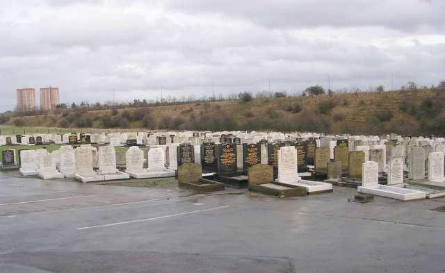 UHC & BHH Synagogues Jewish Cemetery - Gelderd Road