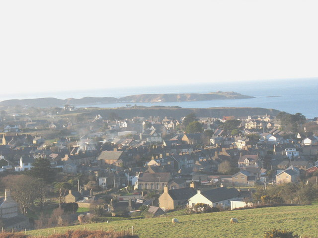 The town of Nefyn