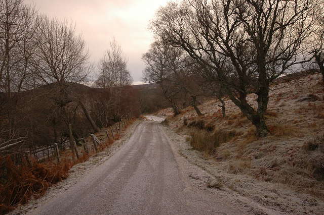 Glen Loth road