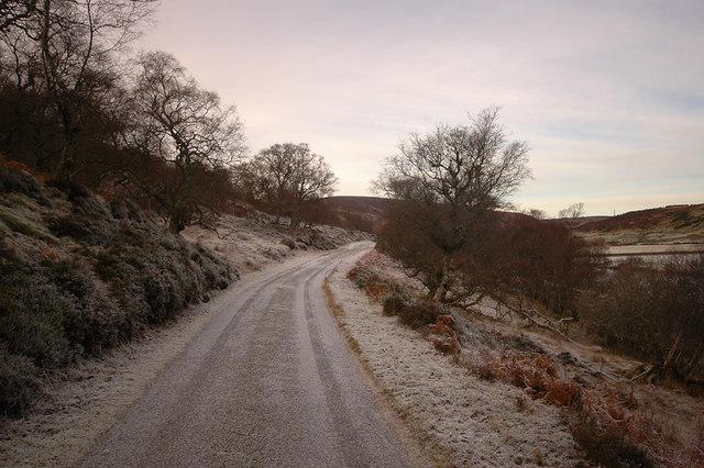 Glen Loth road.