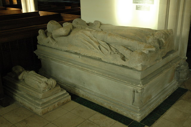 Berkeley Tomb, Coberley Church