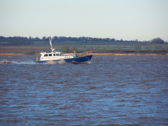 River Humber surveying