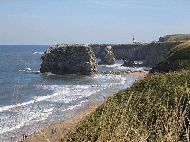 Marsden Rock and Bay