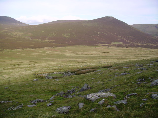 Ruined Sheepfold, Mungrisdale Common