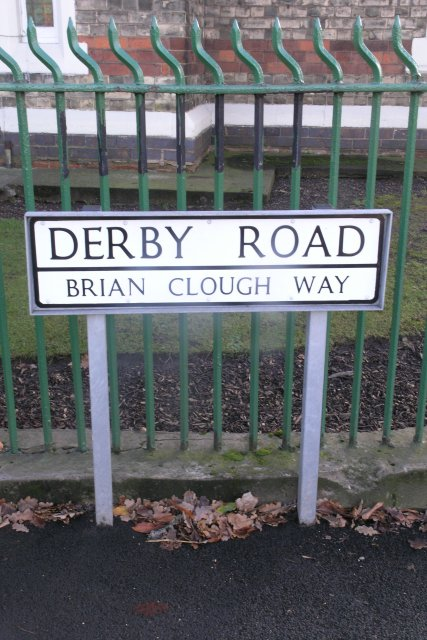 Road with two names