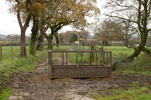 Bridleway to Cardwell's farm