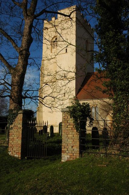 Strensham Church