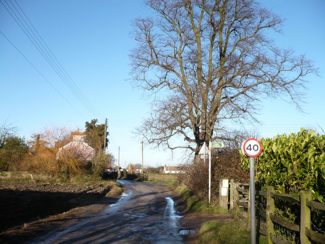 Eastling. Kettle Hill Road