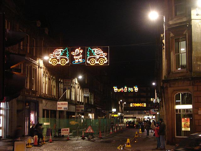 Union Street, Inverness