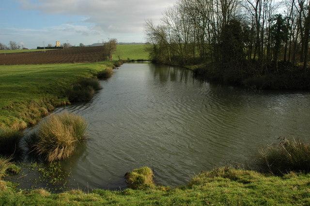 Moat at Lower Strensham