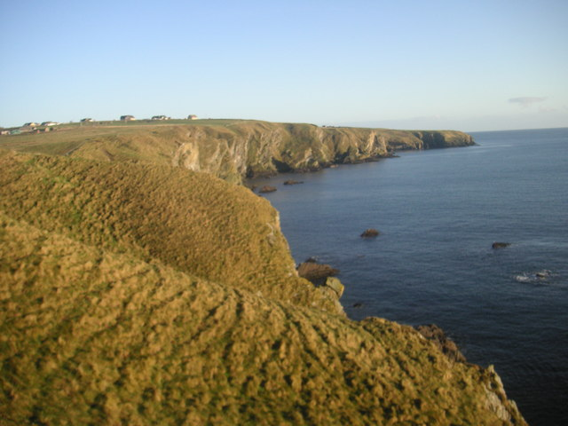 The coast north of Lybster