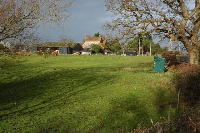 Bourne Farm, Lower Strensham
