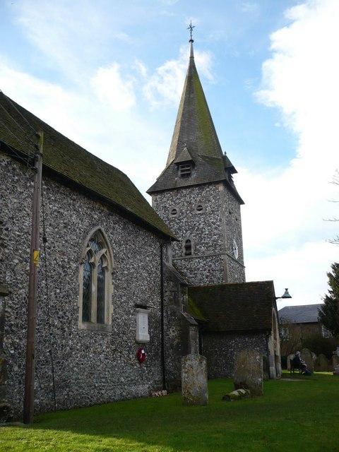 Newnham church