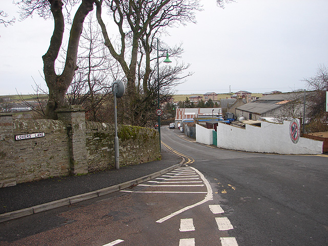 Lovers Lane, Thurso