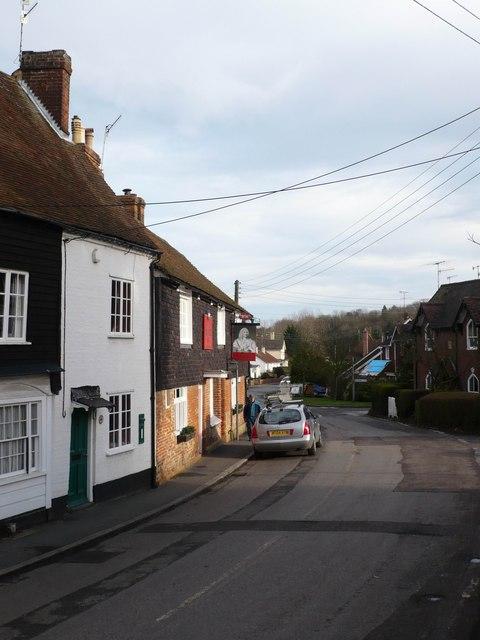 The George, Newnham