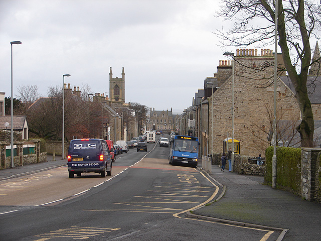 Princess Street, Thurso