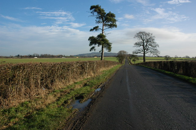 Road to Strensham