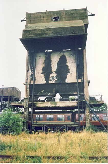 Coaling Tower (disused)