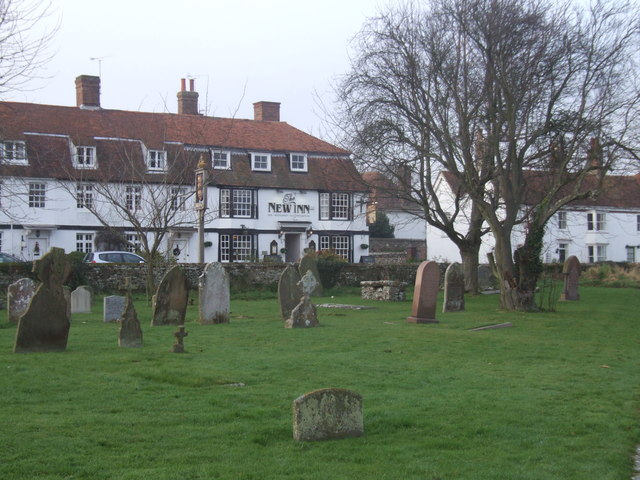 New Inn, Winchelsea, East Sussex