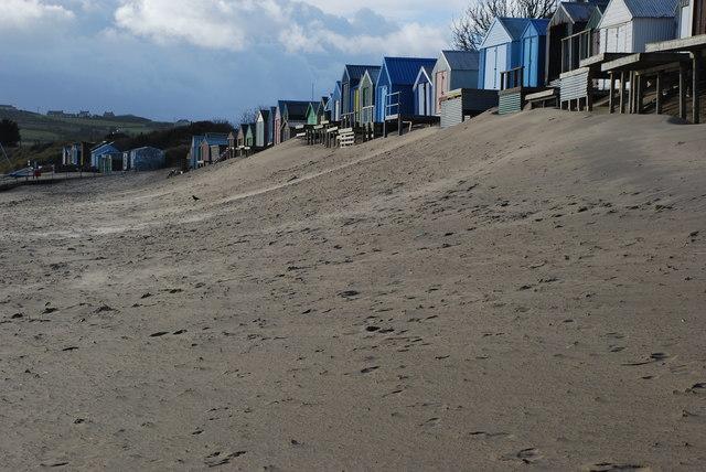Cytiau Glan y Môr Abersoch Beach Huts