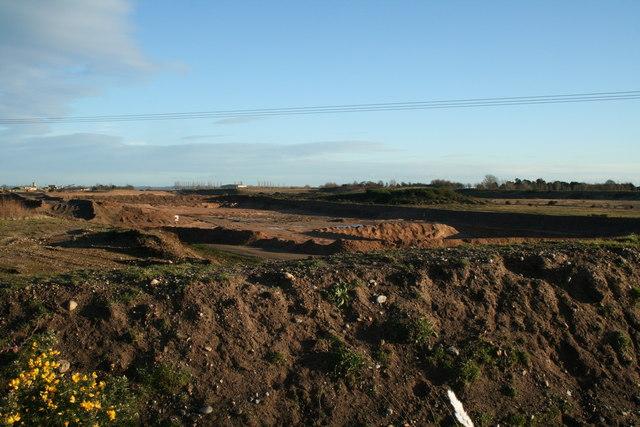 Opencast Mining for Sand & Gravel