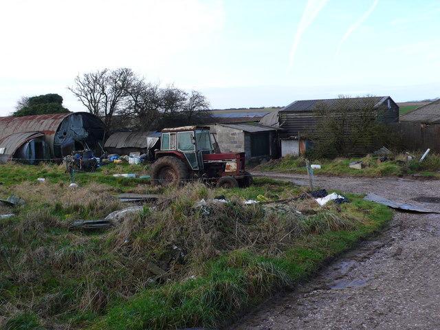 Untidy Farm!