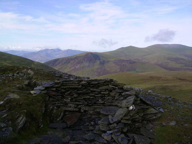 Wind Shelter, Foule Crag