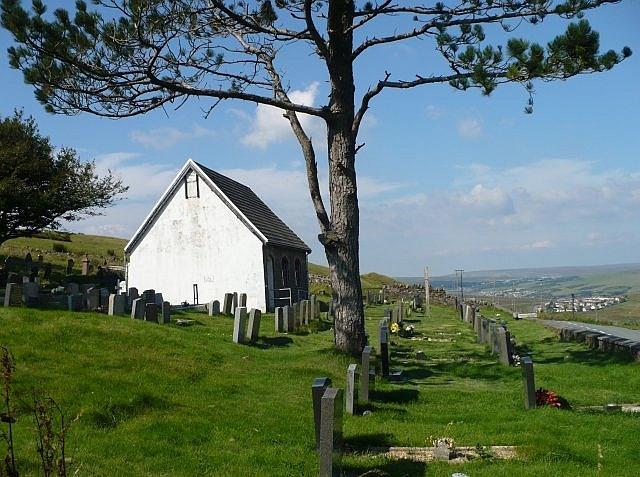 Pentwyn Cemetery, Fochriw