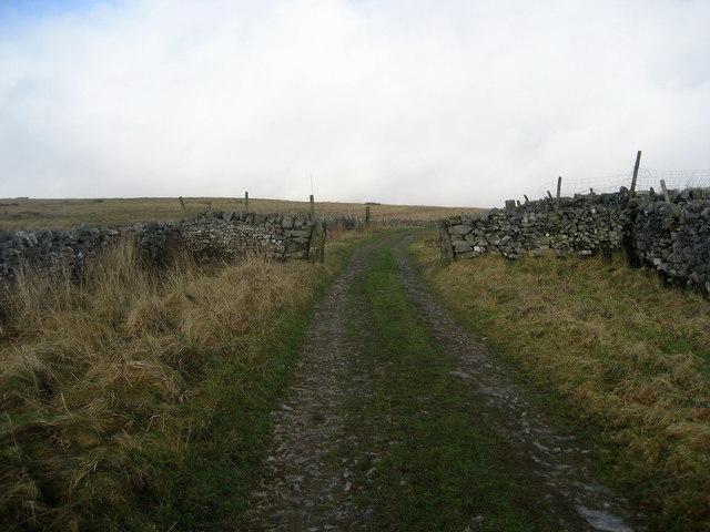 Climbing Black Hill Road