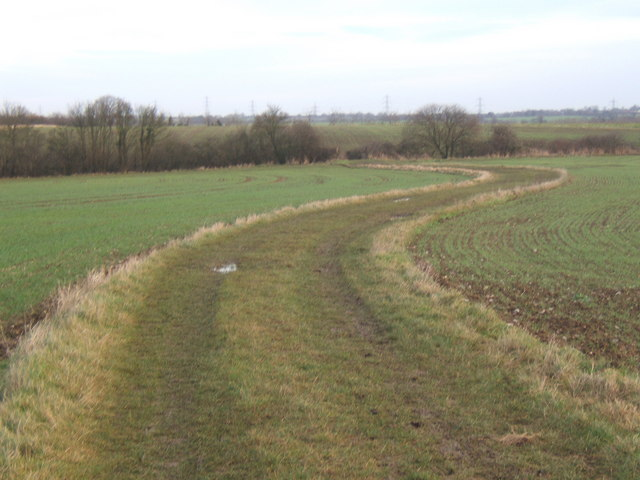 Track between Darmsden and Needham Market