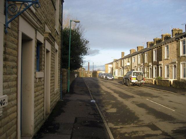 Watson Street, Oswaldtwistle