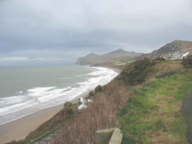 Cliff-top path