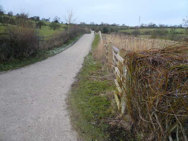 Footpath View (Part of the Carsington Circular Walk)