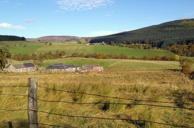Crossbog Farm, Glen Clova, Angus