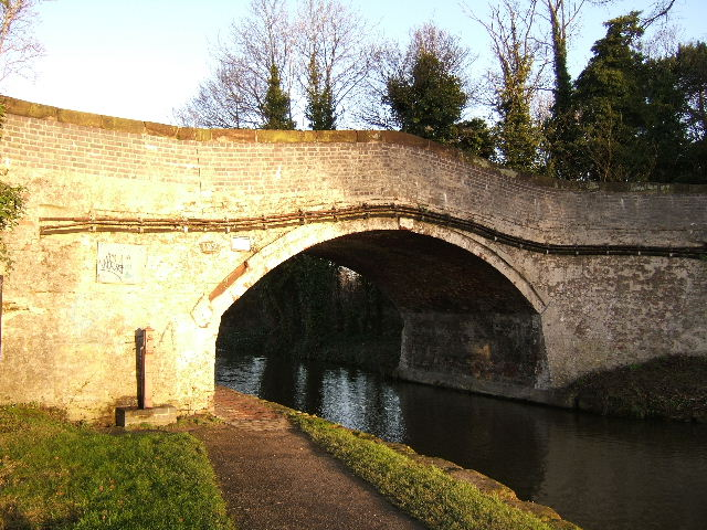 Canal Bridge No. 122