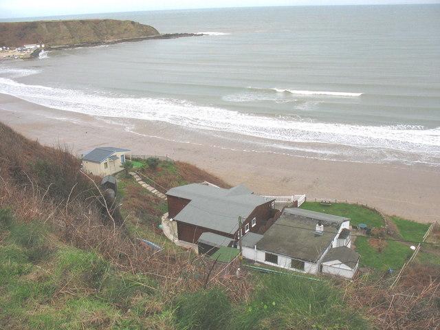 Cliffside chalet
