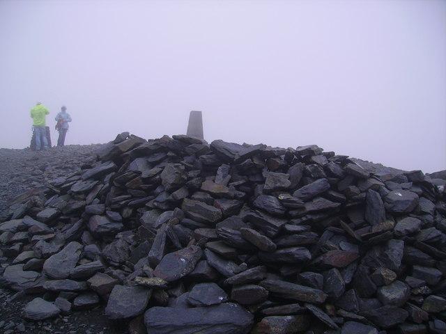 Summit Cairn, Skiddaw