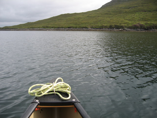 Approaching Seaforth Island