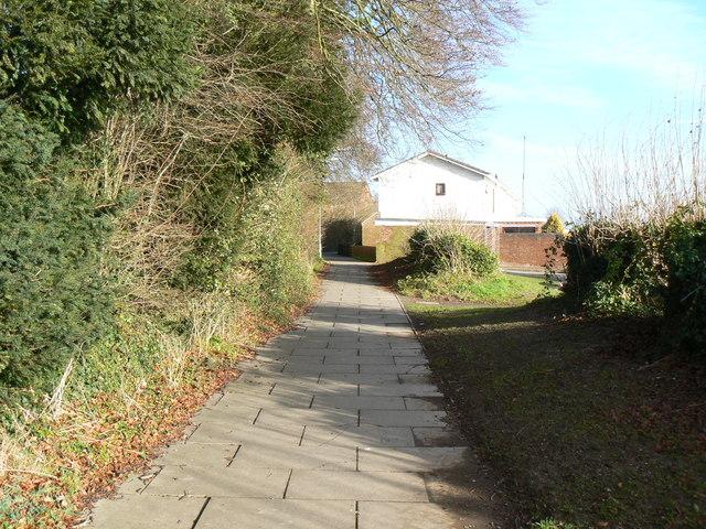 Hillcrest Walk