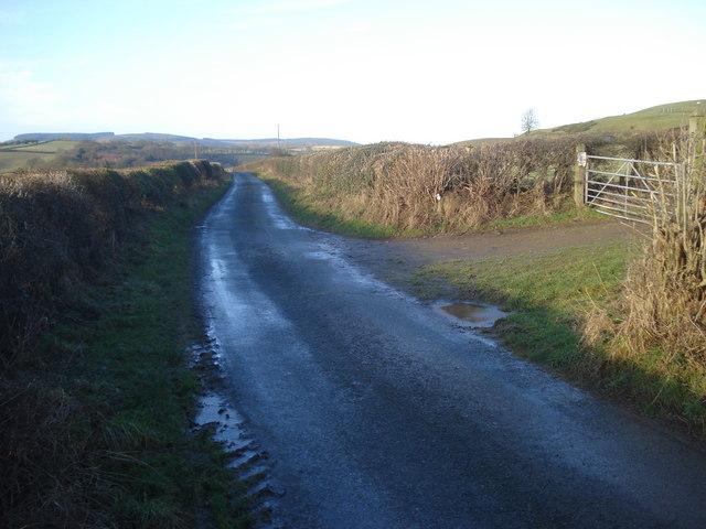 Lane to Three Ashes