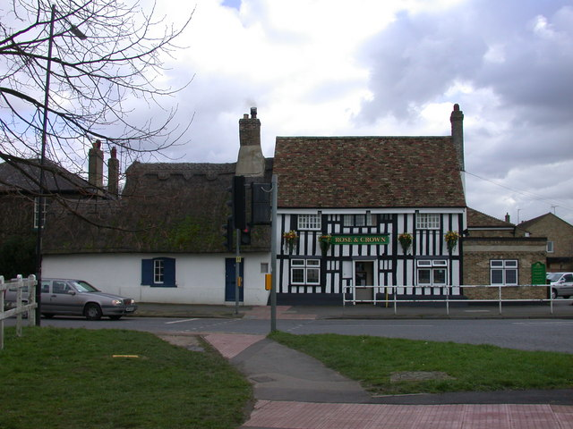 The Rose & Crown, Histon