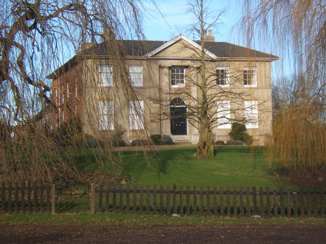 The rectory, Barking