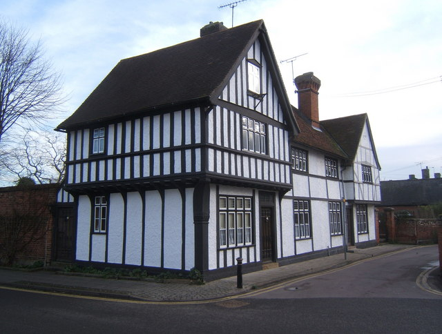 House on Hawks Mill Street, Needham Market
