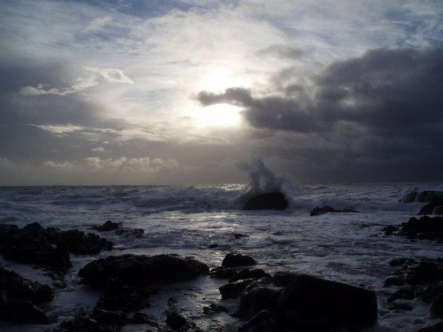 Relentless Sea