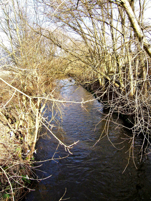 River Stour near Wilden Pool
