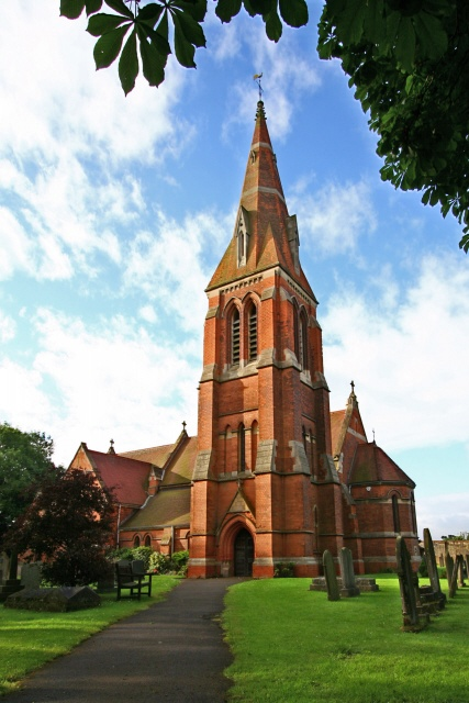 All Saints' Church, Winthorpe